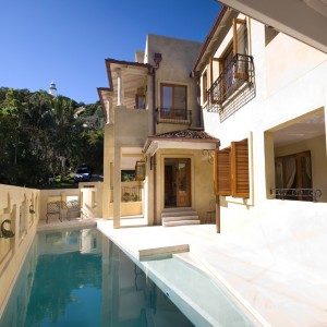 Beachside Villa Lap Pool